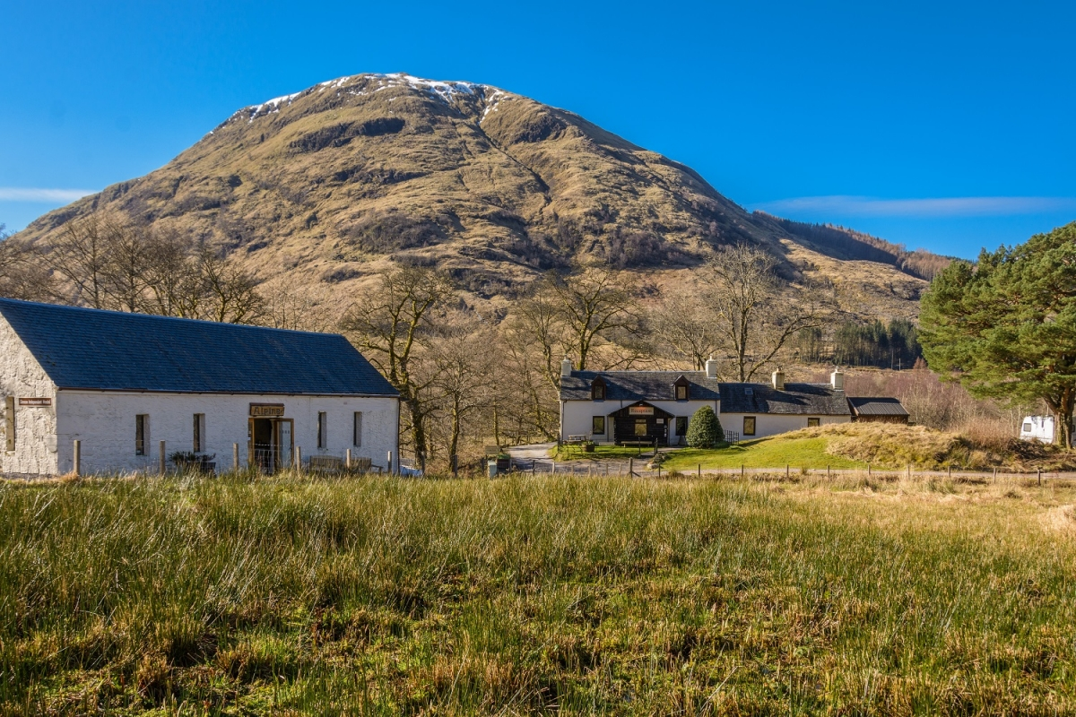 Glen Coe Hostel, Ballachulish